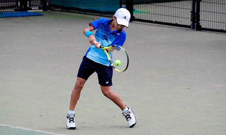 #37 東京都秋季小学生テニス大会 2回戦