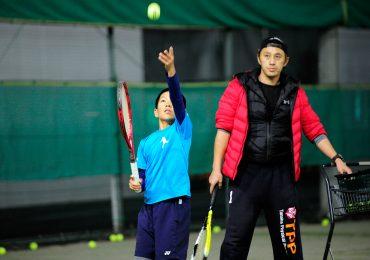 TPP 田中歩コーチとのオンコートトレーニング 2/6